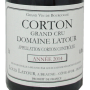 Corton Grand Cru 2014 Louis Latour Vin de Garde