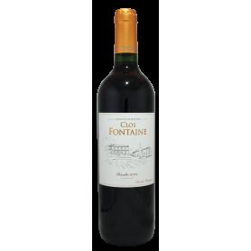 Clos Fontaine 2015 Francs Côtes de Bordeaux