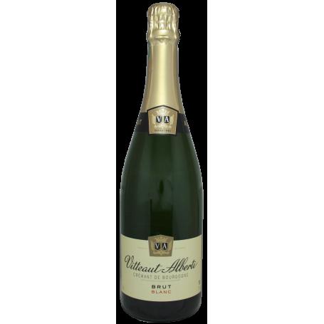 Crémant de Bourgogne Vitteaut-Alberti Blanc Brut