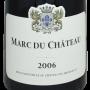 Marc du Château de Meursault Bourgogne 2006