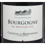 Bourgogne en Montre cul magnum 2015 chateau de marsannay