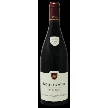 Bourgogne Pinot Noir 2016 Domaine Maratray-Dubreuil