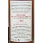 Cognac Petite Champagne 1992 Grosperrin rare exception vieux