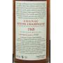 Cognac d'exception Petite Champagne 1969 Grosperrin rare millésimé