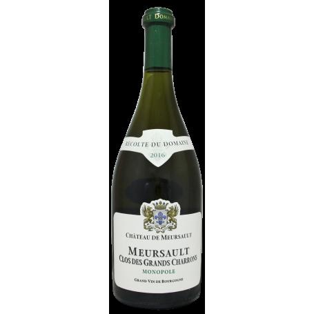 Meursault Clos des Grands Charrons 2016 Château de Meursault