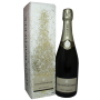Champagne Roederer en étui