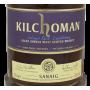Whisky tourbé et fruité Sherry Islay Kilchoman Sanaig