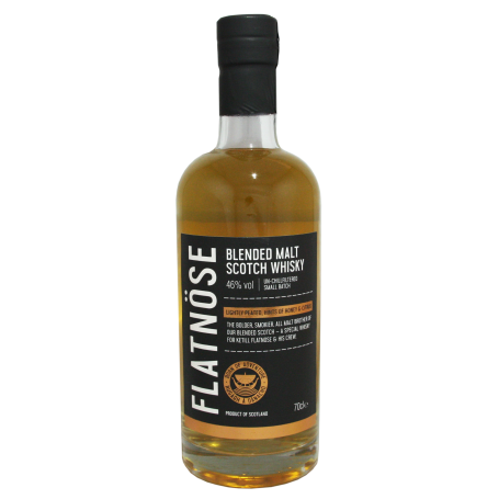Flatnose blended malt scotch whisky