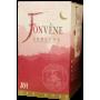 Vin en bib rosé de l'Ardèche syrah grenache merlot fruité et souple