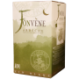 vin blanc en bib de l'Ardèche Fonvène Sauvignon