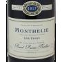 vin rouge de Bourgogne fruité Monthélie Les Crays 2017 Domaine Pascal Prunier-Bonheur