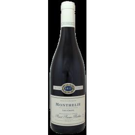 Monthélie Les Crays 2017 Prunier-Bonheur Vin de Bourgogne