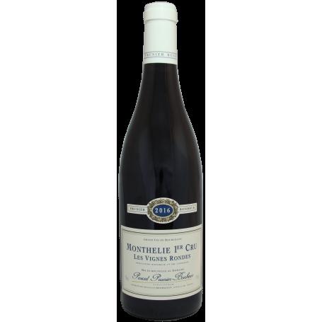 Monthélie 1er Cru Les Vignes Rondes 2016 Domaine Prunier-Bonheur