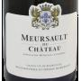 Meursault du Château de Meursault 1999 vin rare toasté pain grillé