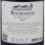Château de Marsannay En Montre Cul 2017 vin rouge