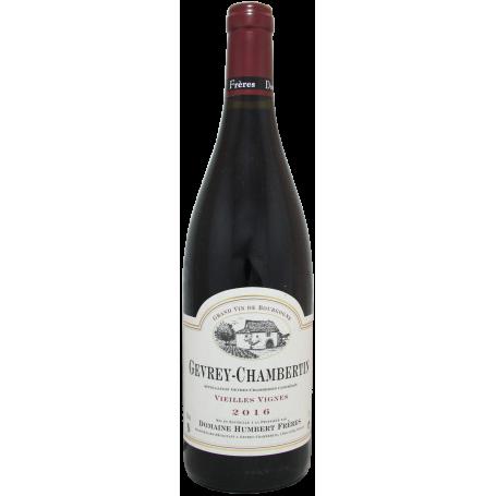 Gevrey-Chambertin Vieilles Vignes 2016 Domaine Humbert Frères