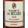 Bandol Mourvèdre Domaine de la Bégude 2018