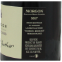 Beaujolais Morgon Gauthier Grand Cras