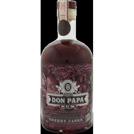 Don Papa Sherry Casks