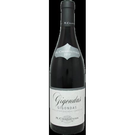 Gigondas 2017 Chapoutier