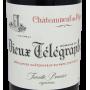 Châteauneuf du Pape La Crau Vieux Télégraphe 2015 Famille Brunier