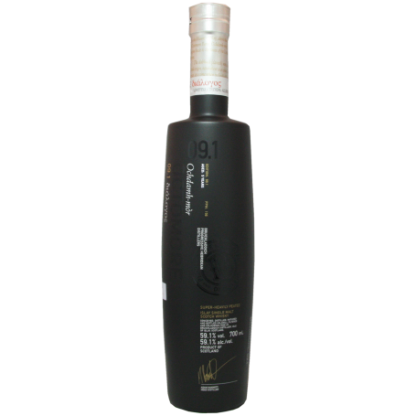 Octomore 09.1 156ppm