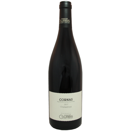 Cornas Champelrose 2017 Domaine Courbis