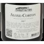Aloxe Corton 2017 Grand vin de Bourgogne rouge du château de meursault