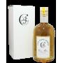 Affinage en fût de Sauternes Marc de Bourgogne doux et fruité.