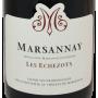 Bourgogne Château de Marsannay Les Echezots 2017