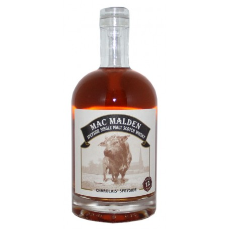 Charolais Speyside 12 ans Mac Malden Single Malt Scotch Whisky