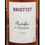 Liqueur Briottet Ratafia de Bourgogne