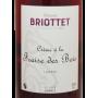 Crème Fraise des Bois Briottet