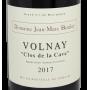 Bourgogne Jean-Marc Bouley Volnay Clos de la Cave 2017