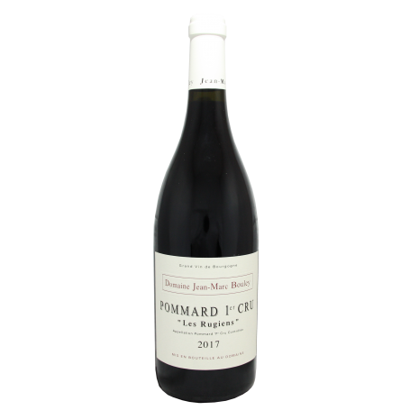 Pommard 1er Cru Les Rugiens 2017 Domaine Jean-Marc Bouley