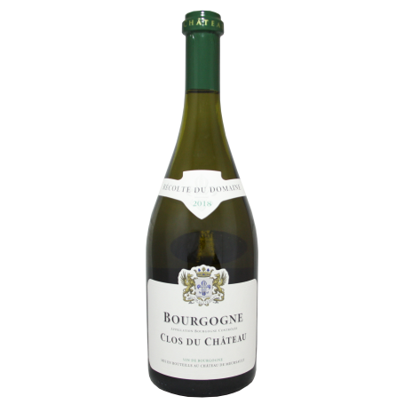Bourgogne Clos du Château de Meursault 2018