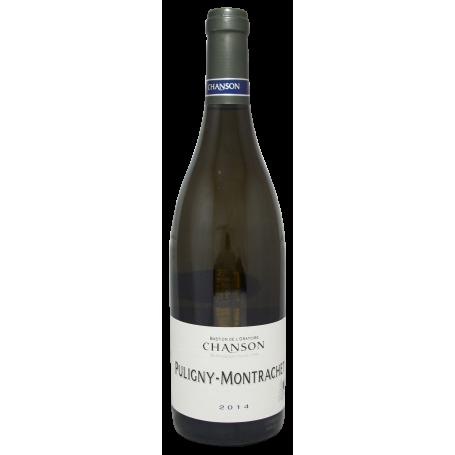Puligny-Montrachet 2014 Maison Chanson
