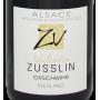 Zusslin Alsace Biodynamie Rieslinge Orschwihr