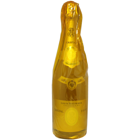 Cristal 2008 Louis Roederer Champagne