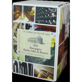 Bourgogne Hautes Côtes de Beaune rouge 2016 Bib Laly