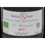 Decelle Villa vin bio rouge Chorey Les Beaune 2017