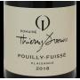 Bourgogne Pouilly-Fuissé Plaisance 2018 Domaine Thierry Drouin