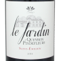 Le Jardin de Queyron Pindefleurs 2014 Saint Emilion Merlot Bordeaux
