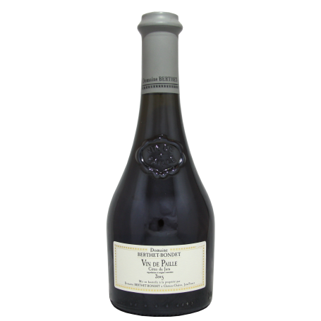 Vin de Paille Côtes du Jura 2015 Domaine Berthet-Bondet
