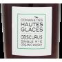 Domaine des Hautes Glaces Obscurus Whisky bio seigle