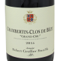 Bourgogne Chambertin Clos de Bèze Groffier 2015