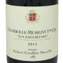 Groffier Chambolle Musigny Les Amoureuses 2015 Bourgogne