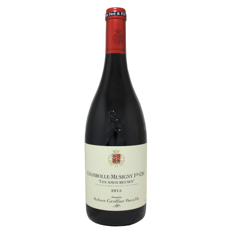 Chambolle-Musigny 1er Cru Les Amoureuses 2015 Domaine Robert Groffier