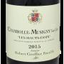 Bourgogne Chambolle Musigny Hauts Doix 2015 Groffier