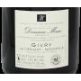 Vin de copain Givry rouge léger Domaine Masse